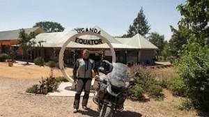 Uganda Äquator