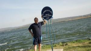Uganda - Nilursprung am Viktoriasee