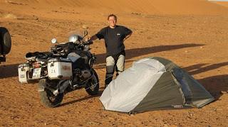 Zelt - klein und schnell aufgrbaut