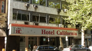 Hotel California, Montevideo