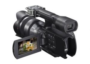 Handycam Sony NEX-VG10E