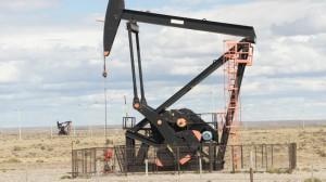 Ölpumpstation in Patagonien